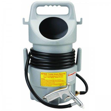 Portable Abrasive Blaster Kit | Industrial power tools ...