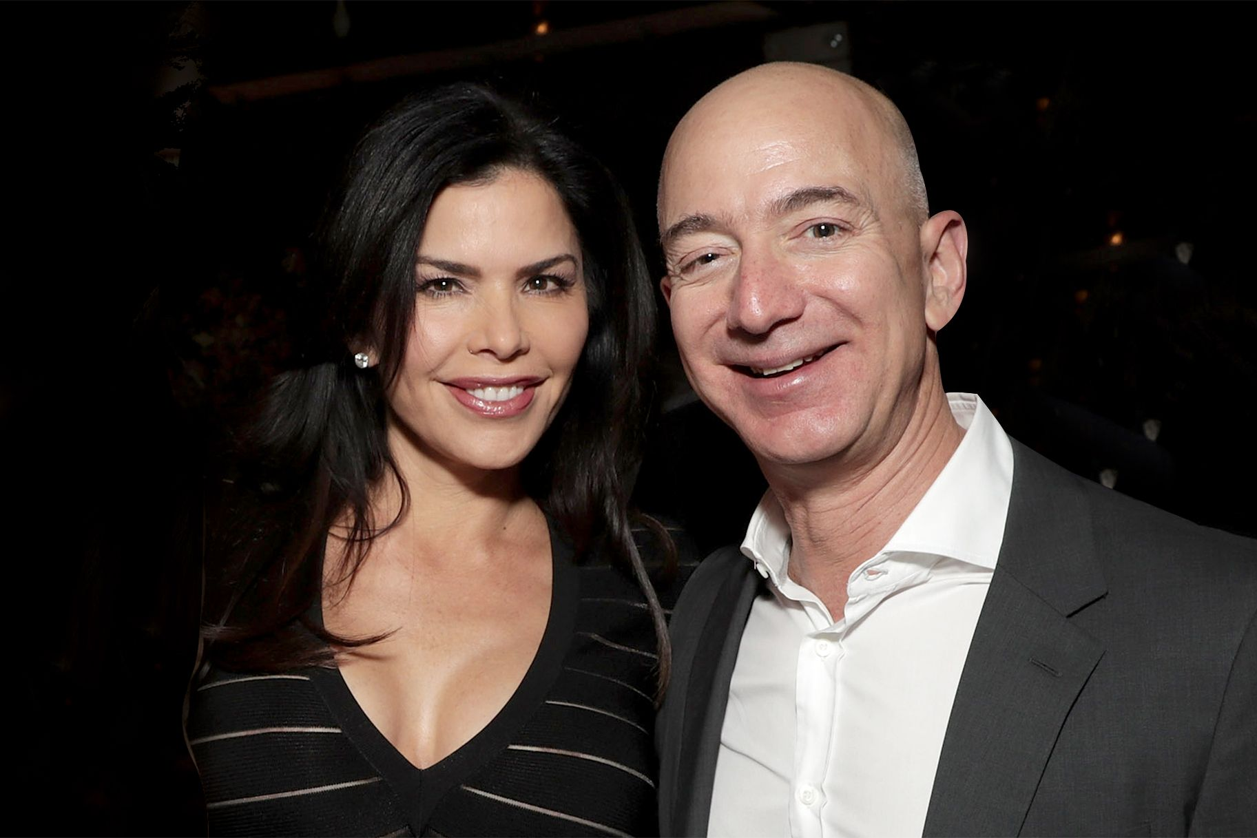 Jeff Bezos' Girlfriend Lauren Sanchez Claims to Shun