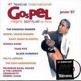 4th Festival de Gospel de Paris 1997- Coffret [CD]