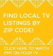 Local Public TV Listings by Zip Code