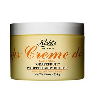 Creme de Corps Limited Edition Whipped Grapefruit Body Butter 8 oz.