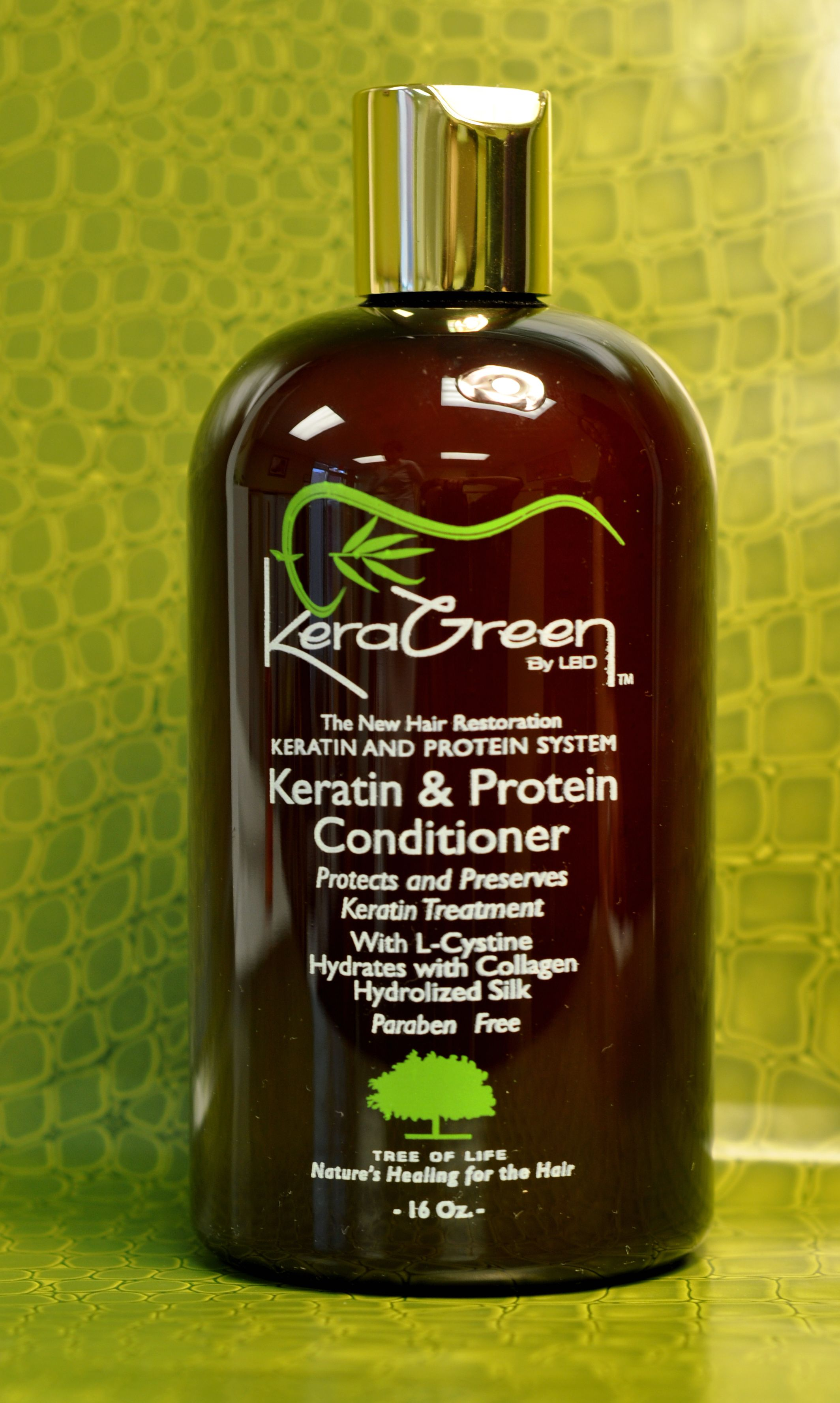 Keragreen Keratin Smoothing System Protein Conditioner Keratin