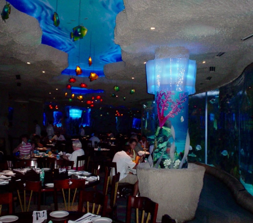 Aquarium Restaurant, Nashville, Tennessee   Tennessee ...