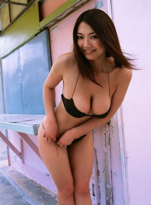 Busty asian gorgeous