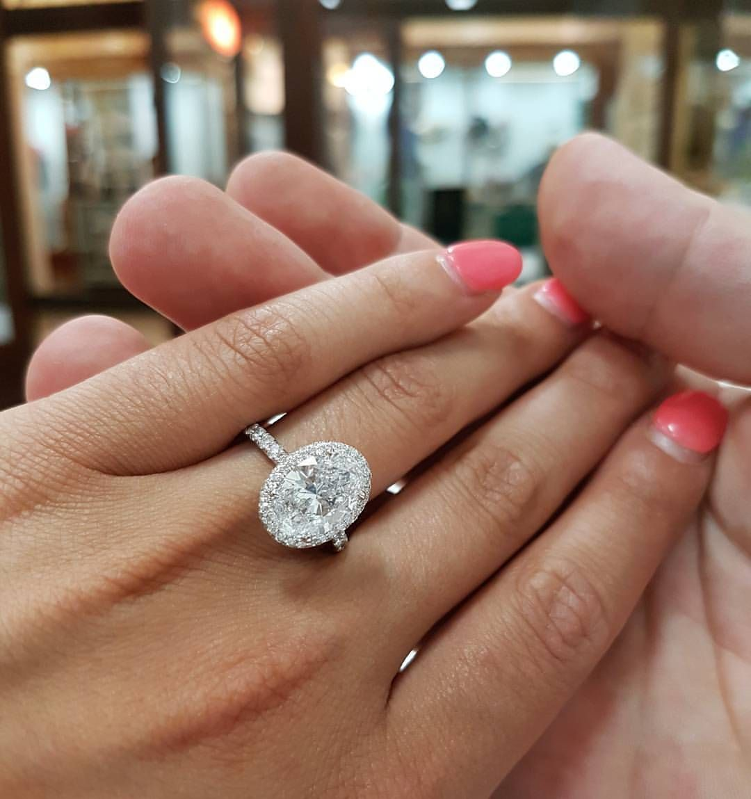 2243 Likes 74 Comments Diamond Engagement Rings