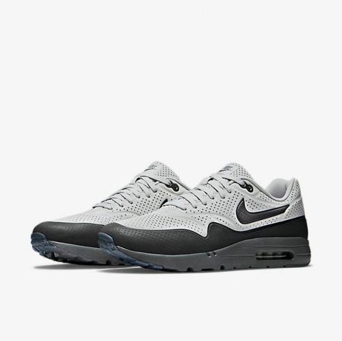 meet 3073f d92d5 Purchase Nike Air Max 1 Ultra Moire 705297 002 Neutral Grey Cool Grey Dark  Grey Nike