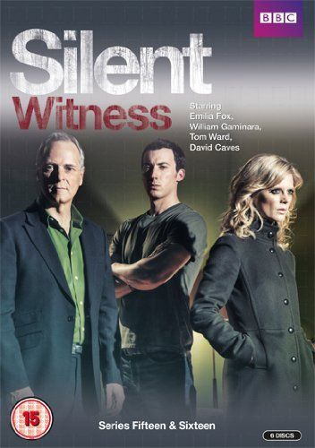 Silent Witness - only like episodes with Emilia Fox
