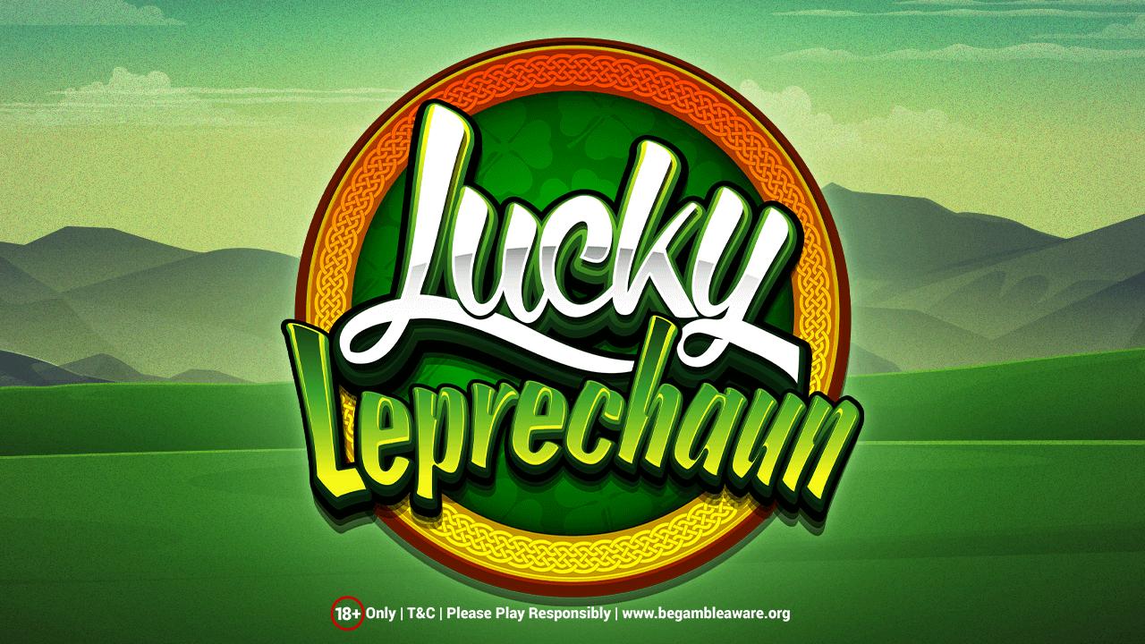Play Irishthemed Lucky Leprechaun online casino slot