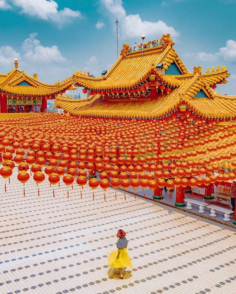 Thean Hou Temple With Images Travel
