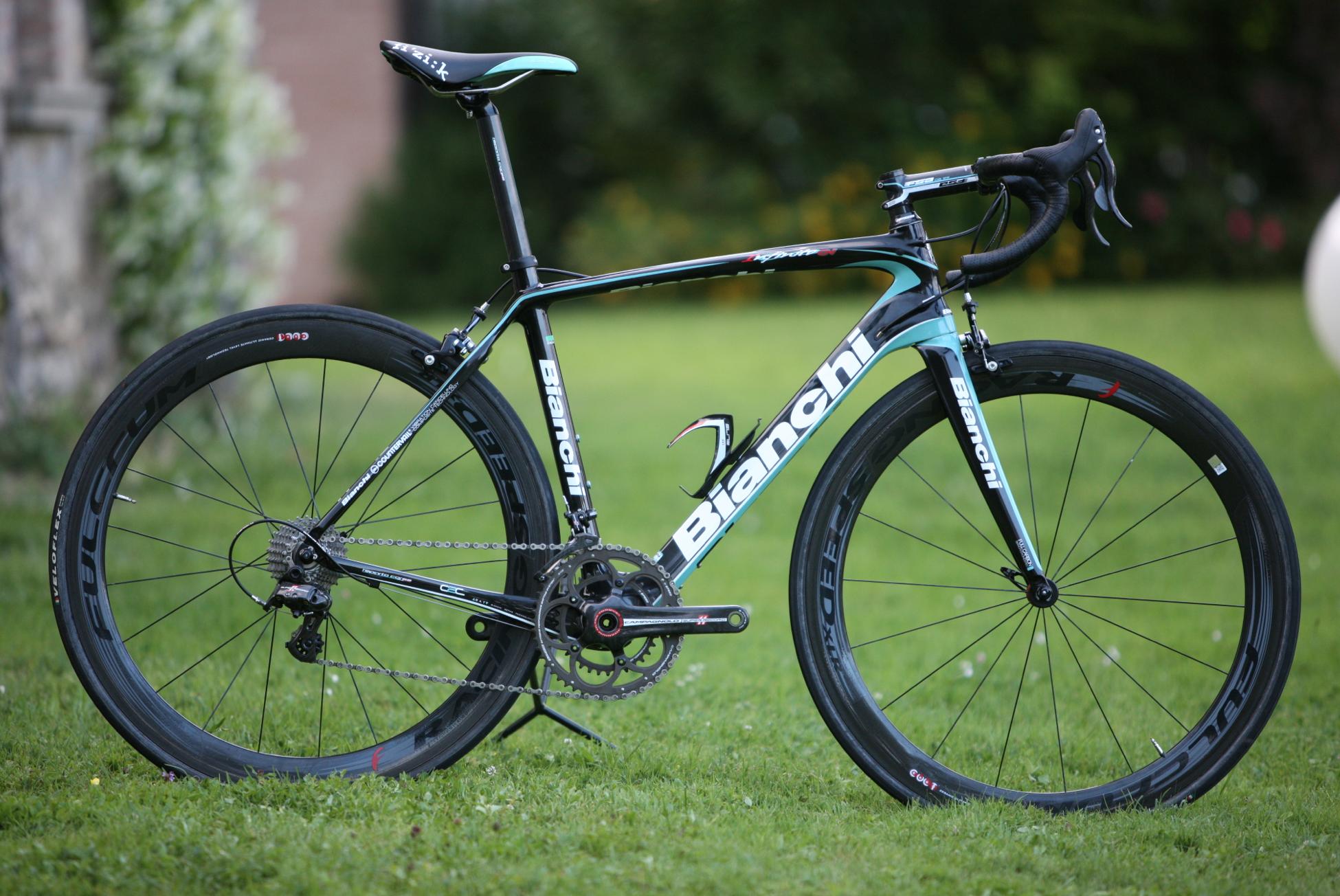 Bianchi Infinito Cv Pure Beauty Italian Bicycle Bicycle Bike Life
