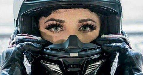 7 Mulheres lindas e suas motos potentes – Se tem duas coisas nas quais são apai…