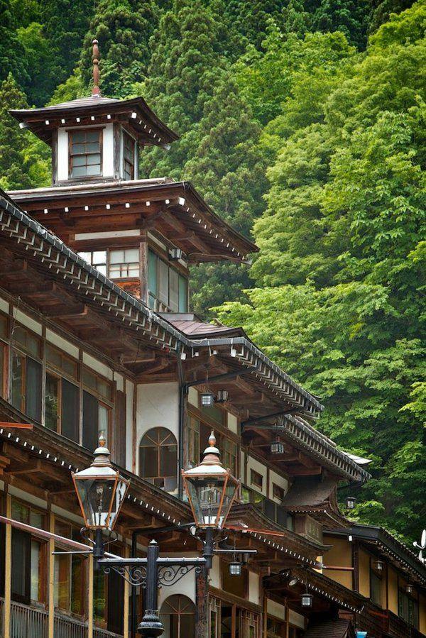 l 39 architecture japonaise en 74 photos magnifiques pinterest maison japonaise grandes. Black Bedroom Furniture Sets. Home Design Ideas