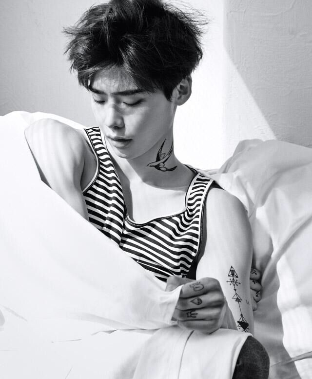 Lee Jong Suk - Ceci Magazine May Issue '14 | lee jong suk ...