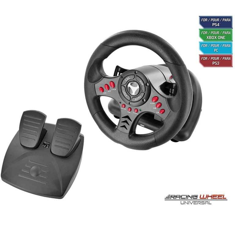 Top 10 Best PS4 Steering Wheels in 2020 Reviews Ps4