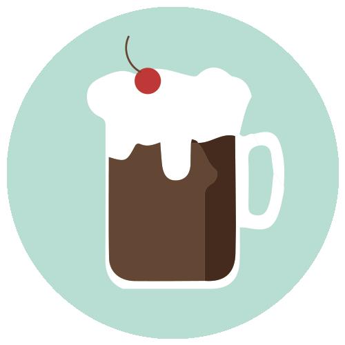 Image Result For Root Beer Float Illustration Beer Float Root Beer Root Beer Float