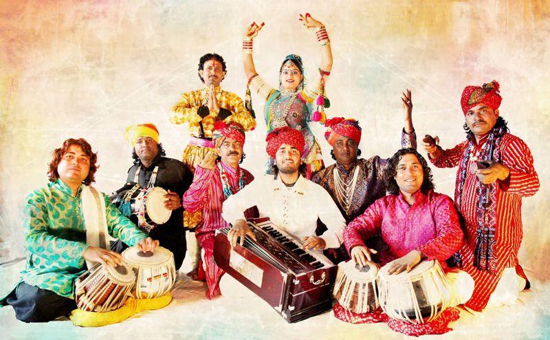 Centre de Création Musicale Voce - FESTIVOCE 2017, concert exceptionnel de dhoad!