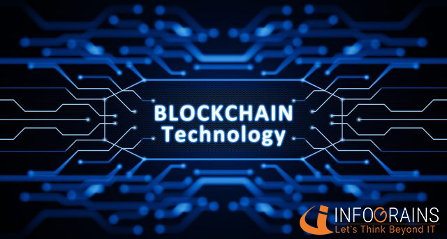 How App Developer Can Integrate Blockchain Technology Into Business Process Infograins Blockchain Blockchain Technology Cryptocurrency