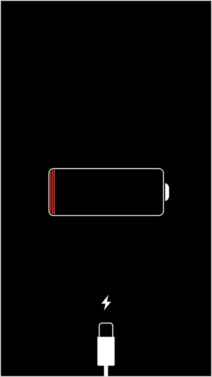 Motivos por los que no se carga mi iPhone