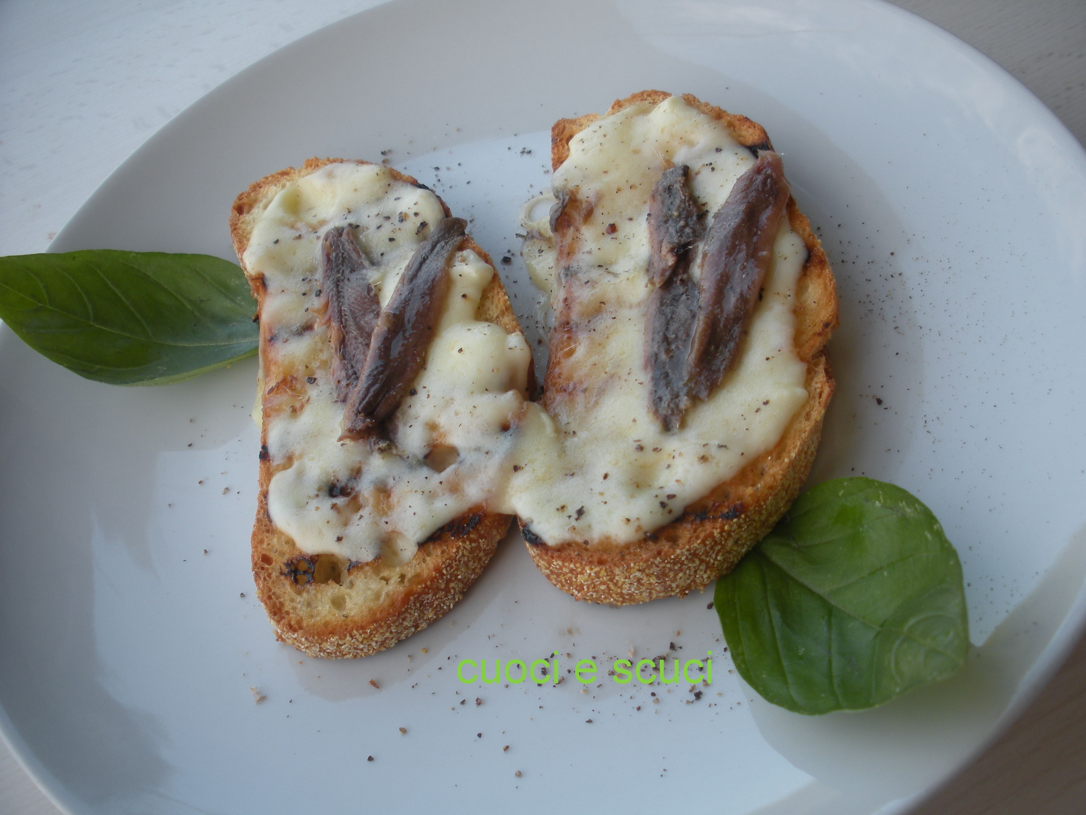 Bruschetta+sfiziosa