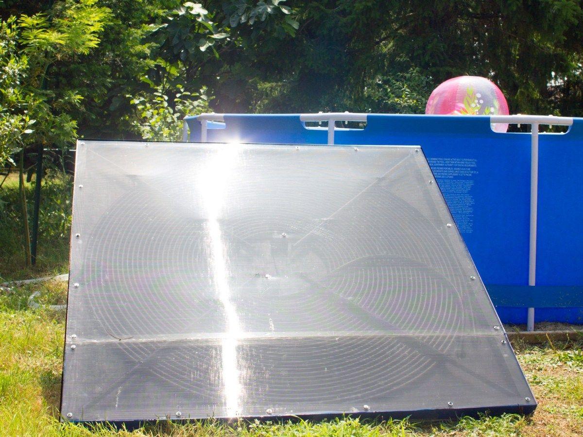 Fabriquer un chauffe eau solaire pour piscine pas cher - Comment faire une piscine pas cher ...