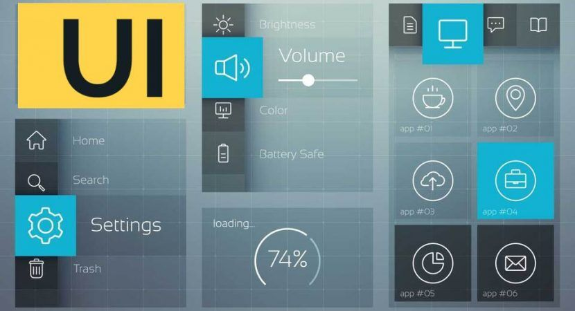 Top User Interface Designs Predictions For 2018 User Interface Design User Interface Interface Design