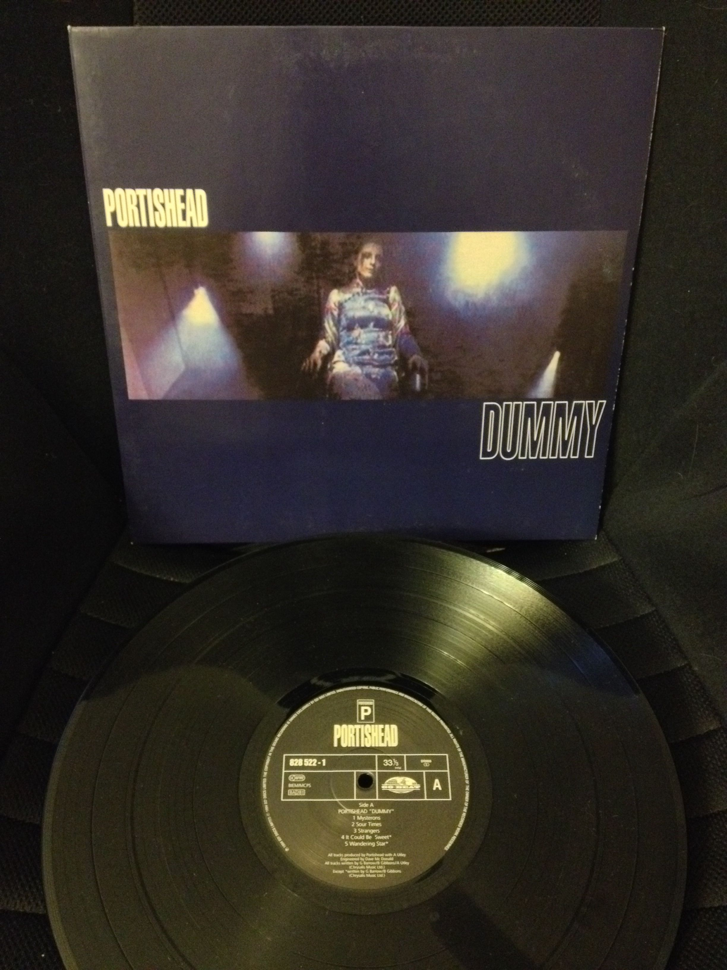 Portishead Dummy Favorite Album Of All Time Vinyl Records Music Record Album