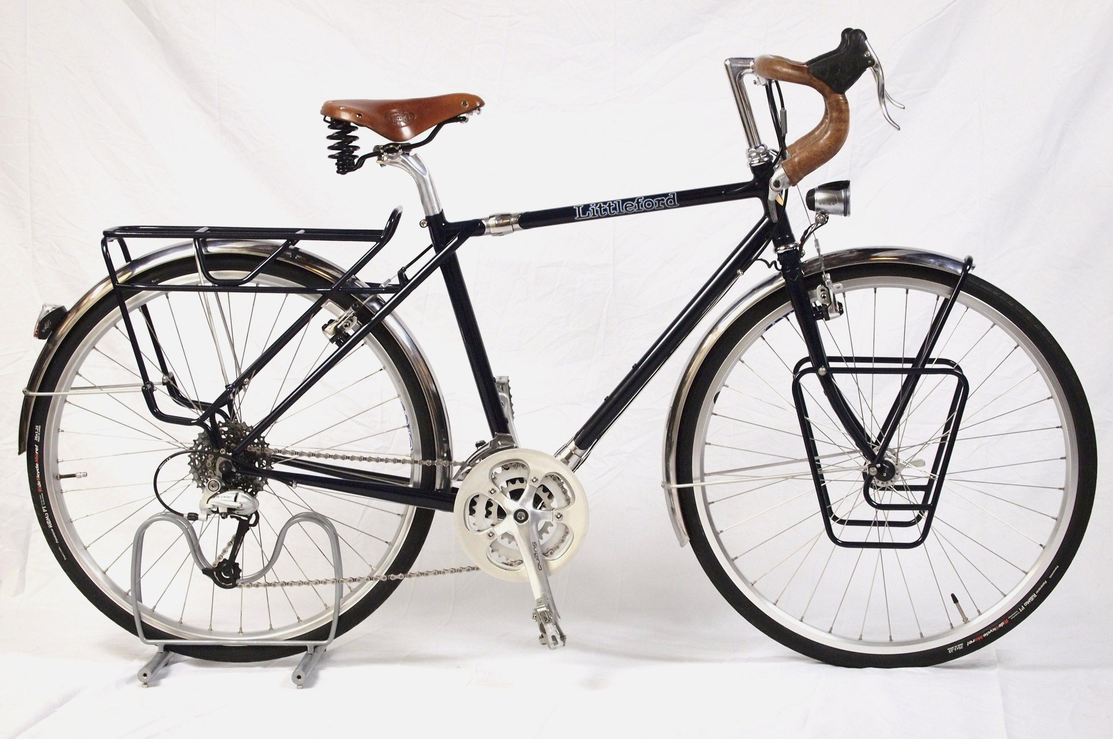 Custom Touring Bikes By Littleford Portland Or Bike