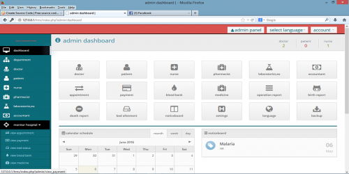 Hospital Management System with PHP and MySql | Human