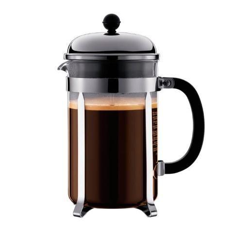 Bodum Chambord, 12 kops stempelkande - Kaffeteriet