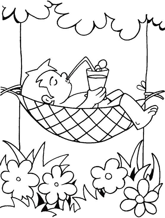 A Nice Way To Beat The Heat Coloring Page Download Free A Nice Way To Beat The Heat Coloring Page Sommer Malvorlagen Weihnachtsmalvorlagen Sommerzeichnungen