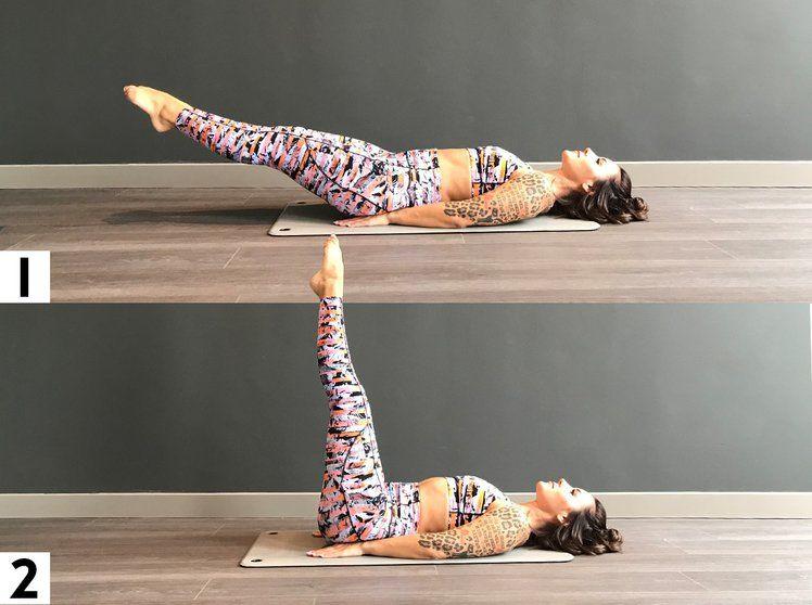 Laut Profitänzerin: Mit diesen 6 Tipps bekommt jeder einen trainierten Bauch