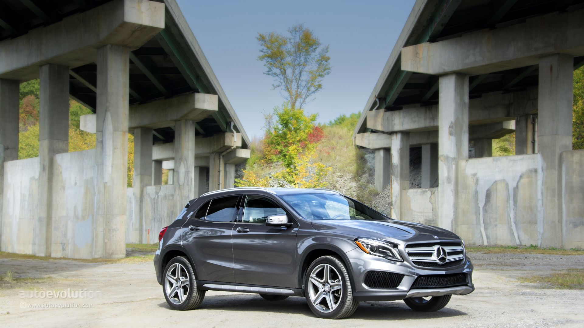 2015 Mercedes Benz Gla250 4matic Gla45 Amg Review Mercedes Benz