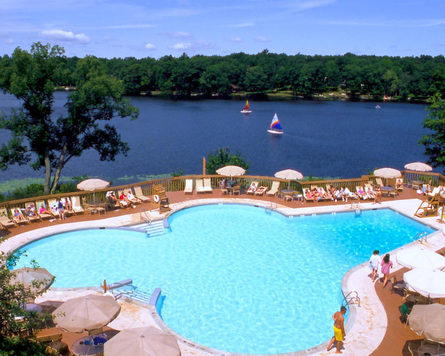 woodloch resort | all-inclusive family vacations in the poconos