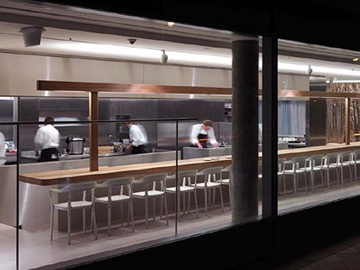 restaurant open kitchen google search
