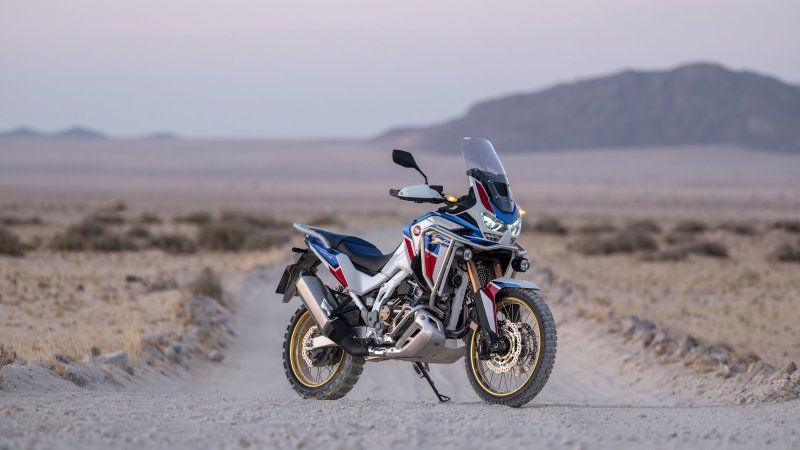 Honda Launches Lighter And More Powerful 2020 Africa Twin Models Honda Africa Twin Honda Twin Models