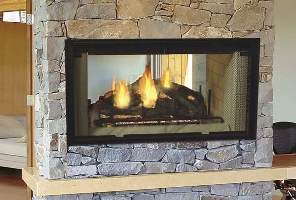 Wood Burning Fireplace, How To Use A Majestic Fireplace
