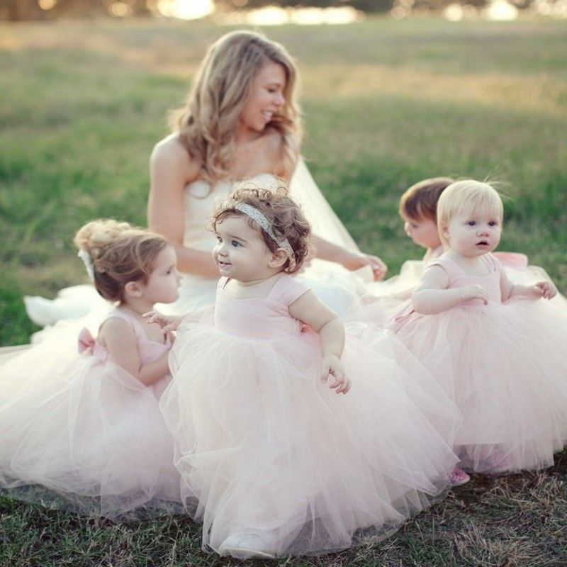 78 Best images about Flower girls dresses on Pinterest  Royal ...