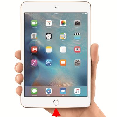 What You Can Do With The Ipad Home Button Apple Ipad Mini Apple Ipad Refurbished Ipad