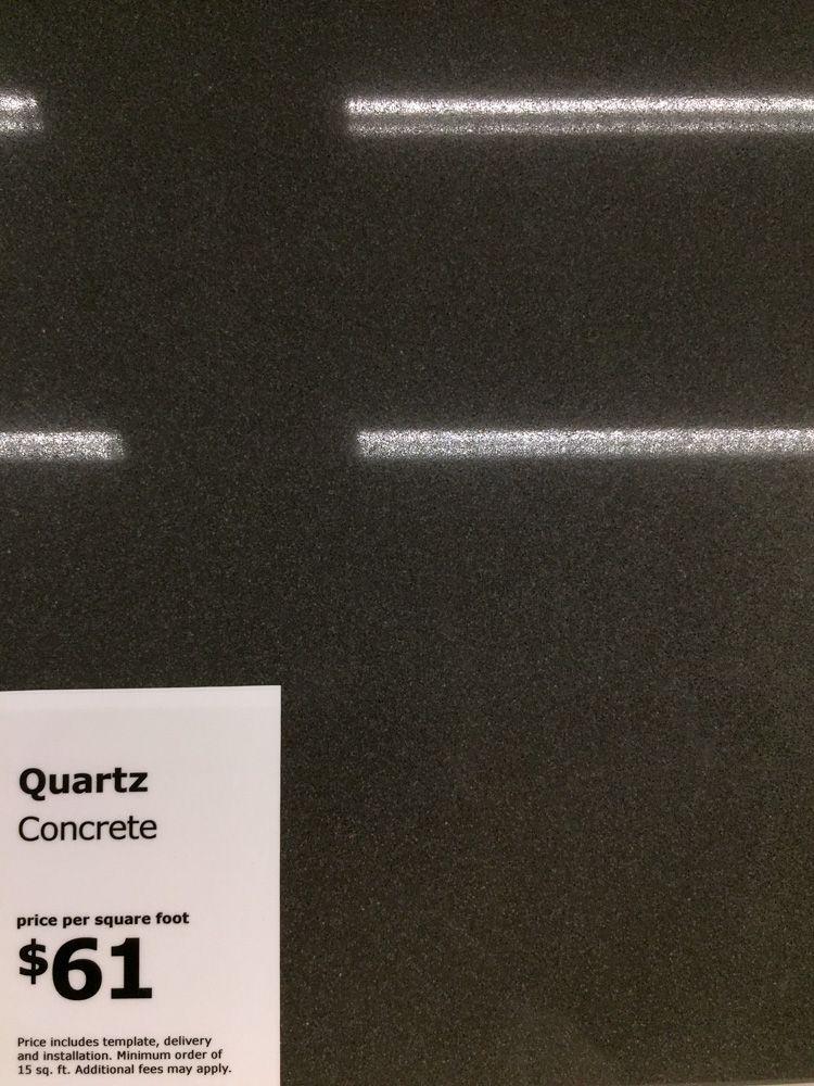 Ikea Concrete Quartz Concrete Prices Concrete How To Apply