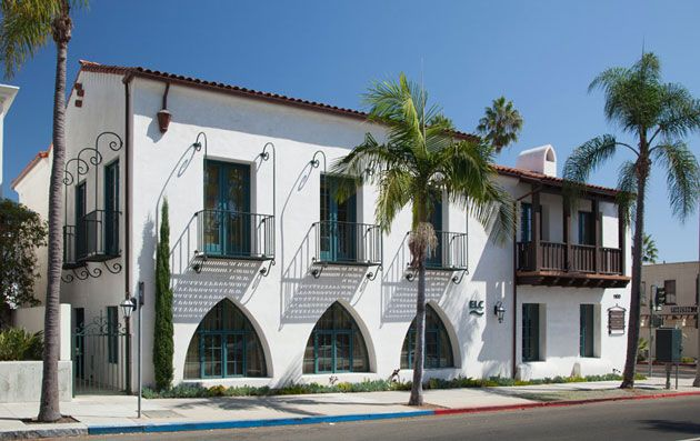 Santa Barbara Architecture Google Search Portola