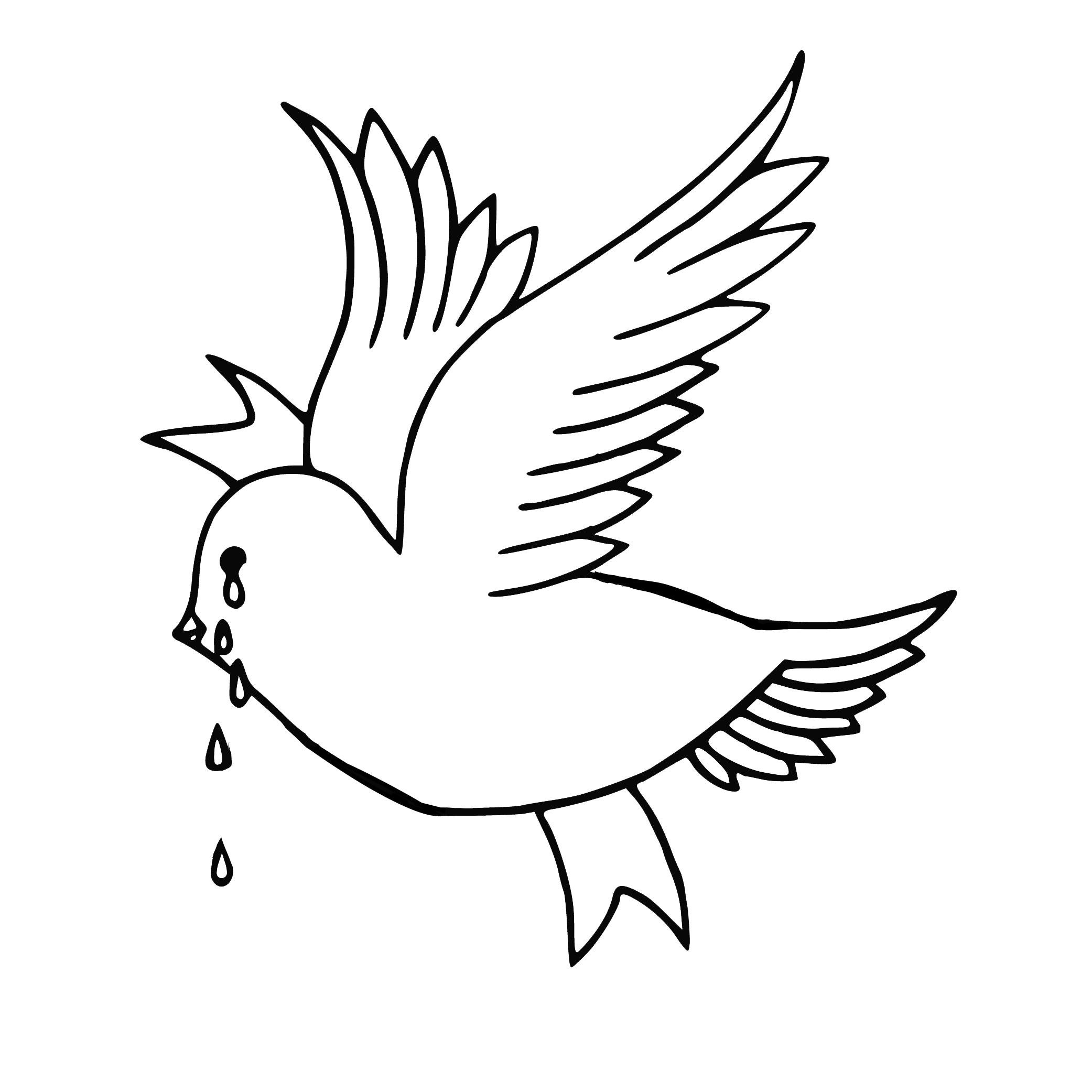 Lil Peep Crybaby Bird Cry Baby Tattoo Lil Peep Tattoos Baby Tattoos