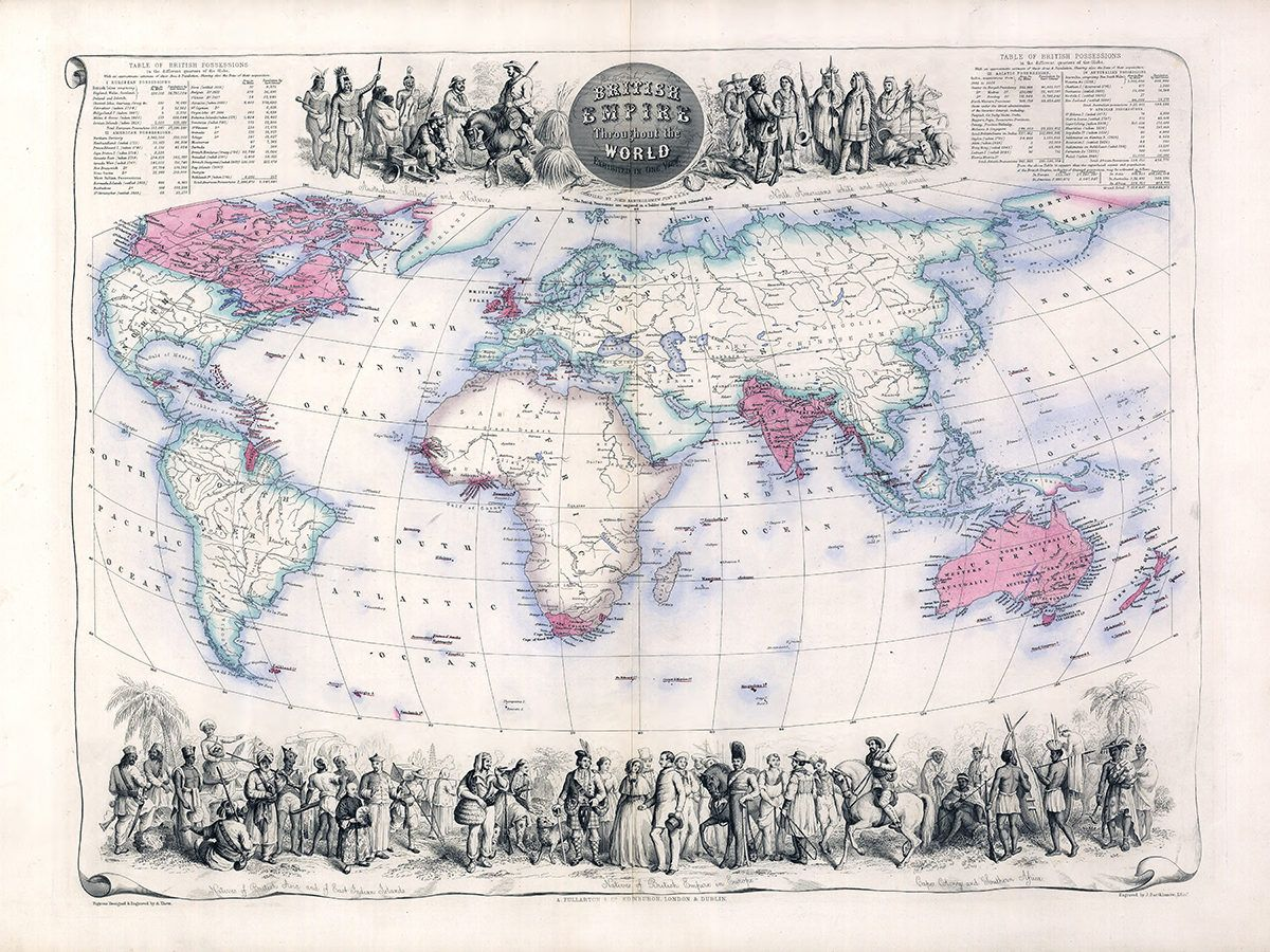 Excited to share the latest addition to my etsy shop printable excited to share the latest addition to my etsy shop printable british empire map gumiabroncs Choice Image