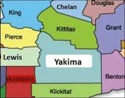 Yakima named after native americas