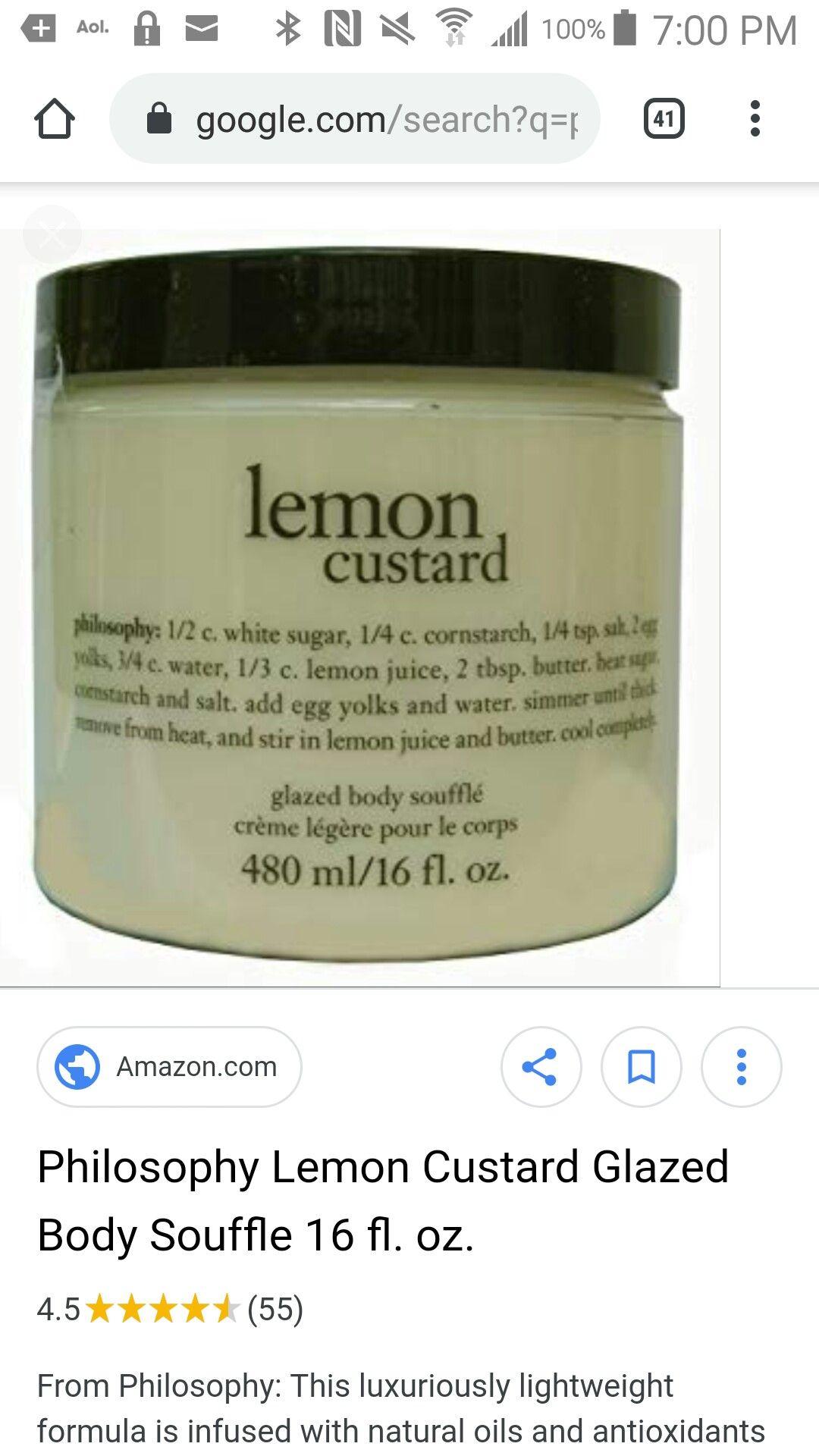Pin By Gizmo0716 On Things To Purchase Lemon Custard Talenti Ice Cream Corn Starch