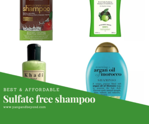 Check Out Some Of The Best And Affordable Sulfate Free Shampoos In India Shampoo Free Affordable Sulfate Free Shampoo Sulfate Free Shampoo