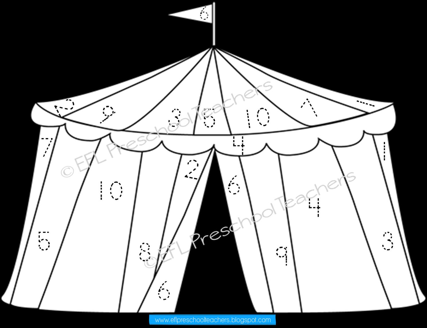 Esl Circus Unit Worksheets