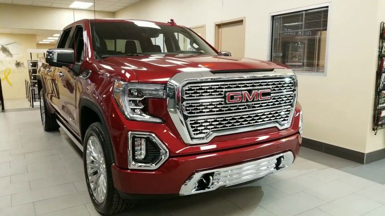 2020 Gmc Sierra Hd At4 Release Date For 2020 Gmc Sierra Hd At4 Redesign Price And Review Di 2020