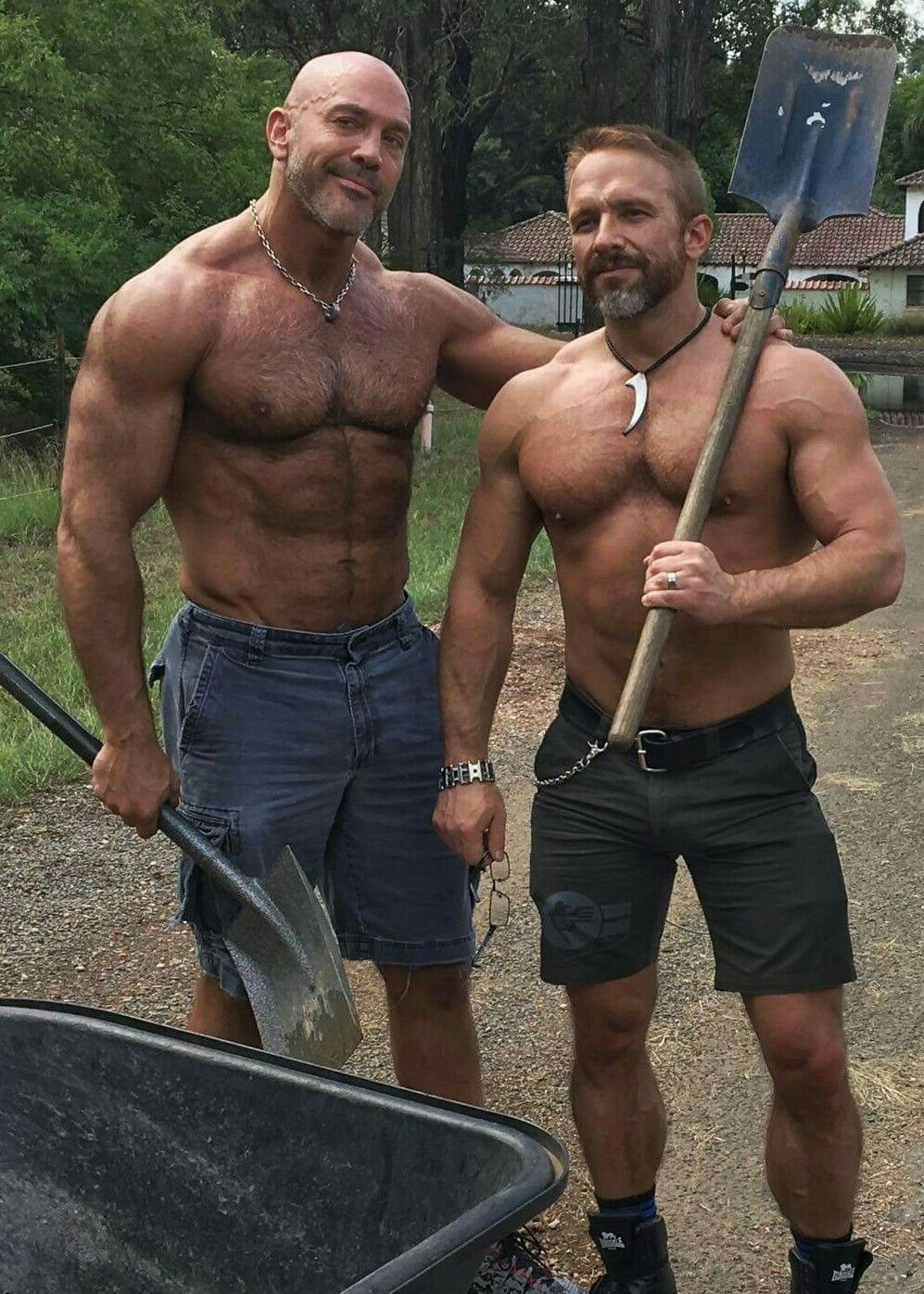 Pin By Riaan Jansen Van Rensburg On Working Men  Hairy -8678