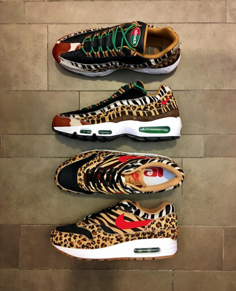 Nike Air Max Atmos Animal Pack  e333e12e8