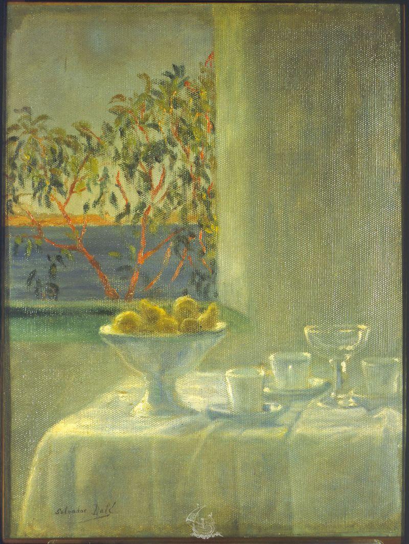 Dali - Still Life by a Window - c.1920